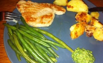 dinner tuna